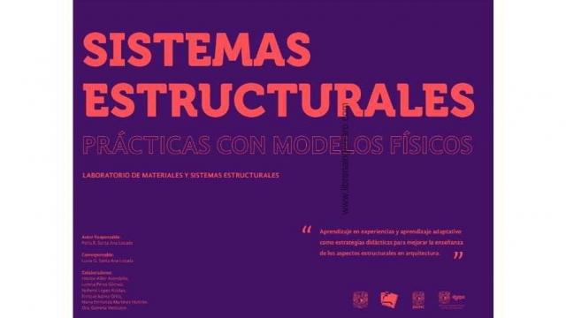 Descargar libro  Sistemas Estructurales, Prácticas con Modelos Físicos PDF