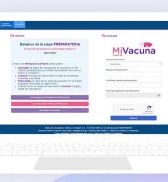 ✔ «Mi Vacuna» mivacuna.sispro.gov.co pagina para la vacunación contra el coronavirus en Colombia
