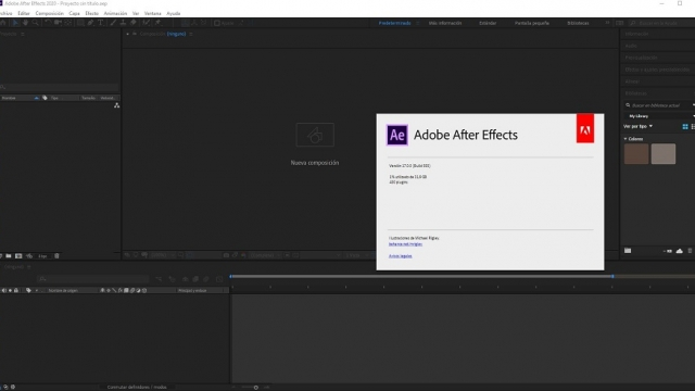 Adobe After Effects CC 2021 17.6